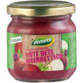 Pate vegetal cu sfecla rosie si hrean bio 180 g