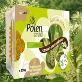 Polen crud castan dulce si mur bio 250 g