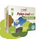 Polen crud flori de munte bio 250 g