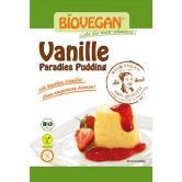 Budinca pudra cu vanilie fara gluten bio 31 g