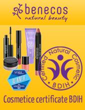 Cosmetice certificate BDIH